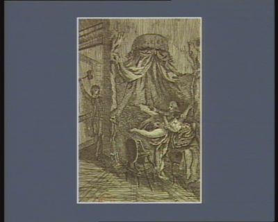 [M. Le Peintre surprenant sa femme dans les bras de l'abbé de Montesquiou] [estampe]