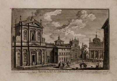 Monastero e chiesa di S. Susanna