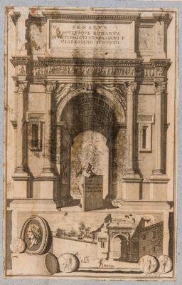 Arco di Tito, progetto di restauro