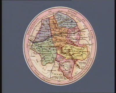 Departement de Lindre et Loire [estampe]