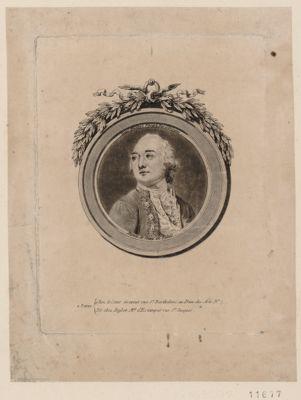 Louis Philippe Joseph duc d'Orléans député de Crépy en Valois : [estampe]