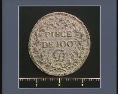 PIECE // DE 100.£