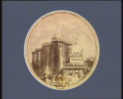 Le  Triomphe de la valeur françoise [estampe]