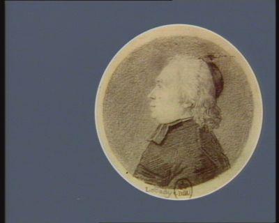 Jos. Marie Gros, curé de St Nicolas du Chardonnet né à Lyon en 1742 député du clergé de Paris à l'Assemblée nationale : [dessin]