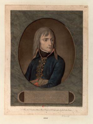 Le  Général Buonaparte [estampe]