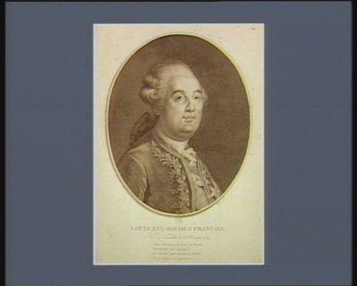 Louis XVI Roi des François sous son rêgne, les loix en France... : [estampe]