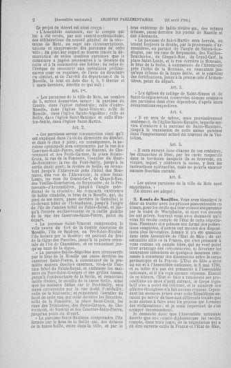 Tome 25 : Du 13 avril au 11 mai 1791 - page 2