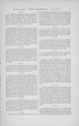 Tome 25 : Du 13 avril au 11 mai 1791 - page 5