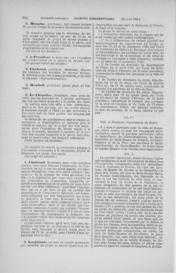 Tome 25 : Du 13 avril au 11 mai 1791 - page 326
