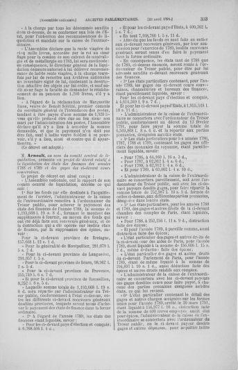 Tome 25 : Du 13 avril au 11 mai 1791 - page 333