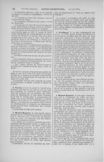Tome 25 : Du 13 avril au 11 mai 1791 - page 342