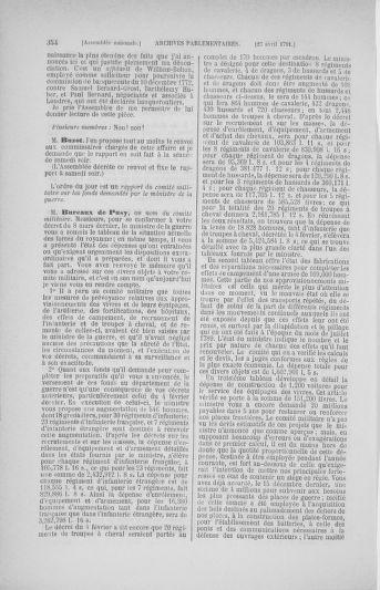 Tome 25 : Du 13 avril au 11 mai 1791 - page 354