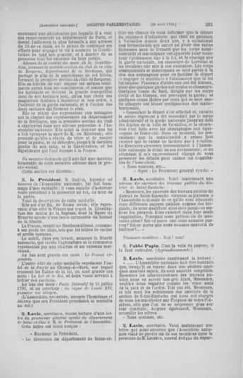 Tome 25 : Du 13 avril au 11 mai 1791 - page 395