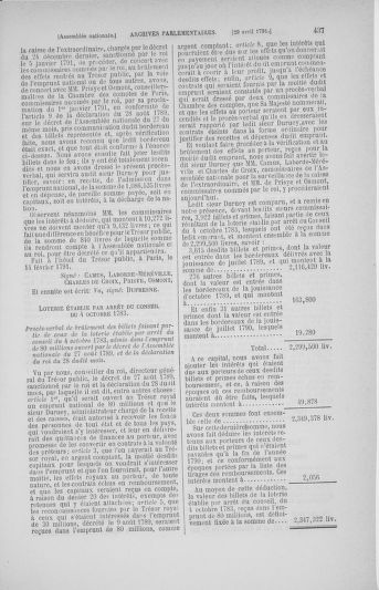 Tome 25 : Du 13 avril au 11 mai 1791 - page 437