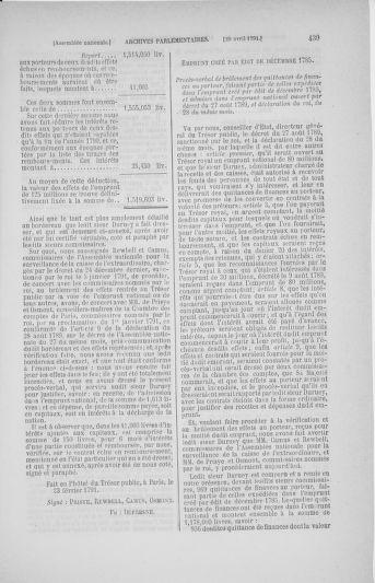 Tome 25 : Du 13 avril au 11 mai 1791 - page 439