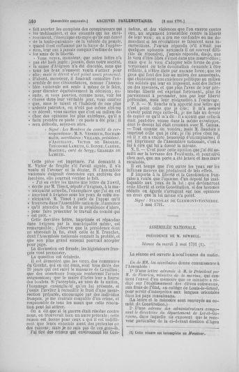Tome 25 : Du 13 avril au 11 mai 1791 - page 510
