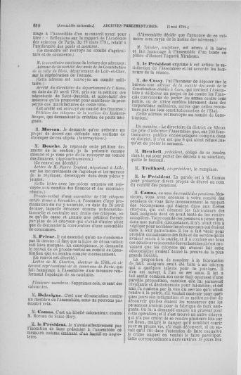 Tome 25 : Du 13 avril au 11 mai 1791 - page 610