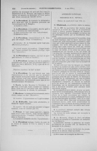 Tome 25 : Du 13 avril au 11 mai 1791 - page 618