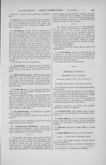 Tome 25 : Du 13 avril au 11 mai 1791 - page 653