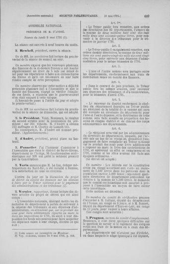 Tome 25 : Du 13 avril au 11 mai 1791 - page 669