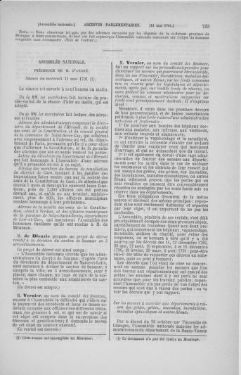 Tome 25 : Du 13 avril au 11 mai 1791 - page 733