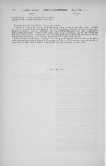 Tome 25 : Du 13 avril au 11 mai 1791 - page 768