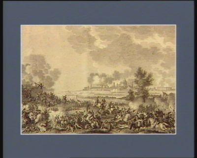 Bataille de St George, près Mantoue le 29 fructidor an 4 : [estampe]