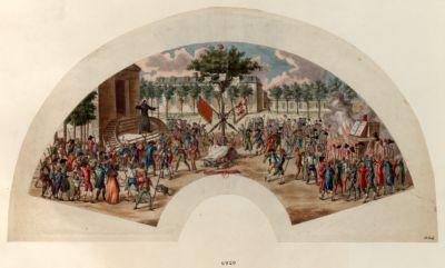 [Proclamation de la République ligurienne à Gênes] [estampe]