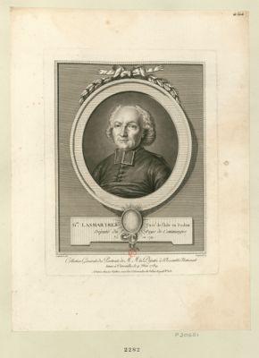 G.el Lasmartres, curé de l'Isle en Dodon député du pays de Comminges, né en 1741 : [estampe]