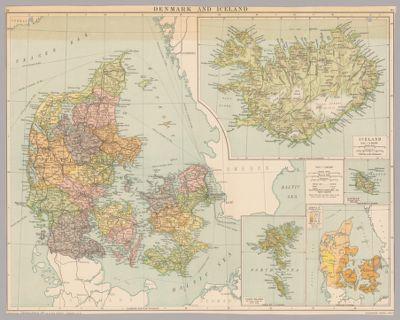 Geologisk Kort Over Danmark 1 50 000 Geologisk Kort Over