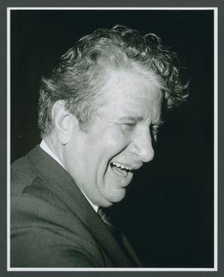 Turk Murphy, laughing