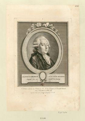 J.B. Poncet Delpech, av.t et cons.er de Montauban député des six sénéch.ées du Quercy, né en 1747 : [estampe]
