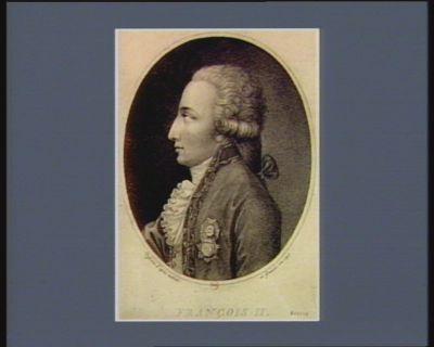 François <em>II</em> [estampe]