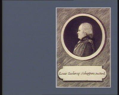 Louis Leclercq Scheppers, Du Nord [estampe]