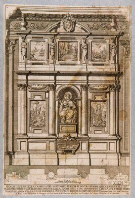 Chiesa di Santa Maria Maggiore. Cappella Sistina