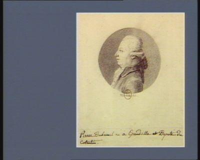 Perrée-Duhamel né à Grandville député du Cotentin : [dessin]