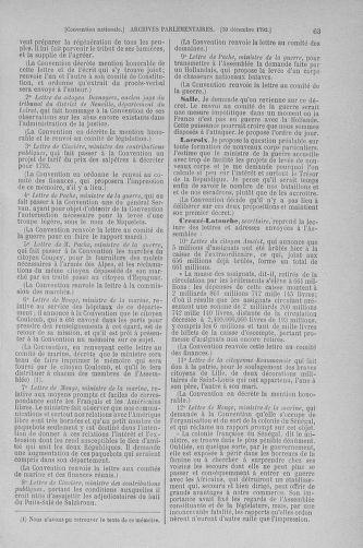 Tome 56 : Du 28 décembre 1792 au 11 janvier 1793 - page 63