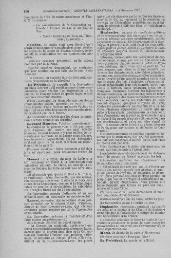 Tome 56 : Du 28 décembre 1792 au 11 janvier 1793 - page 100