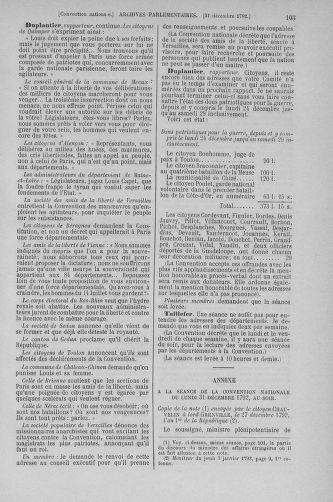 Tome 56 : Du 28 décembre 1792 au 11 janvier 1793 - page 103