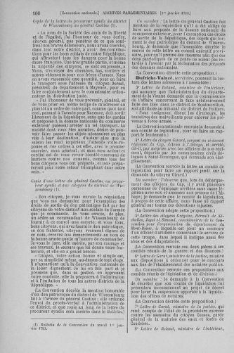 Tome 56 : Du 28 décembre 1792 au 11 janvier 1793 - page 106