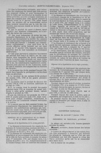 Tome 56 : Du 28 décembre 1792 au 11 janvier 1793 - page 139