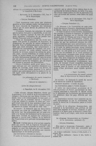 Tome 56 : Du 28 décembre 1792 au 11 janvier 1793 - page 140