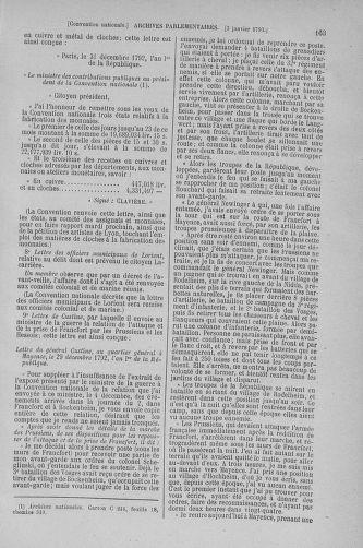 Tome 56 : Du 28 décembre 1792 au 11 janvier 1793 - page 163