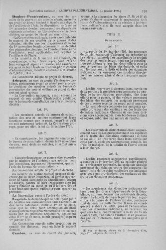 Tome 56 : Du 28 décembre 1792 au 11 janvier 1793 - page 191