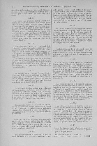 Tome 56 : Du 28 décembre 1792 au 11 janvier 1793 - page 194