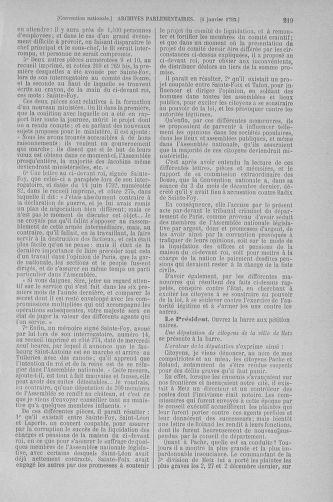 Tome 56 : Du 28 décembre 1792 au 11 janvier 1793 - page 219