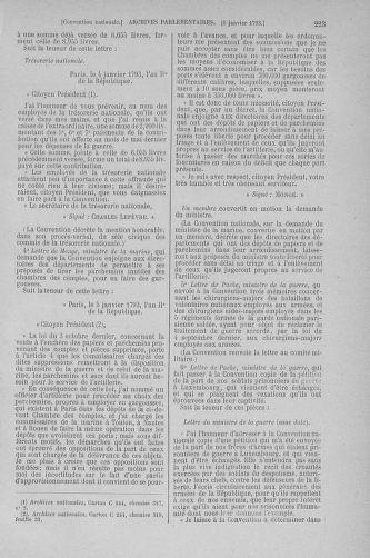 Tome 56 : Du 28 décembre 1792 au 11 janvier 1793 - page 223