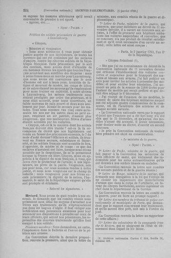 Tome 56 : Du 28 décembre 1792 au 11 janvier 1793 - page 224