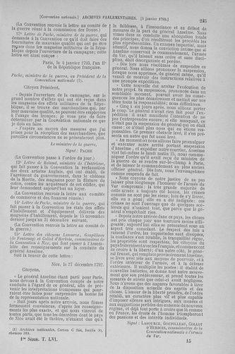 Tome 56 : Du 28 décembre 1792 au 11 janvier 1793 - page 225