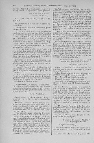 Tome 56 : Du 28 décembre 1792 au 11 janvier 1793 - page 240